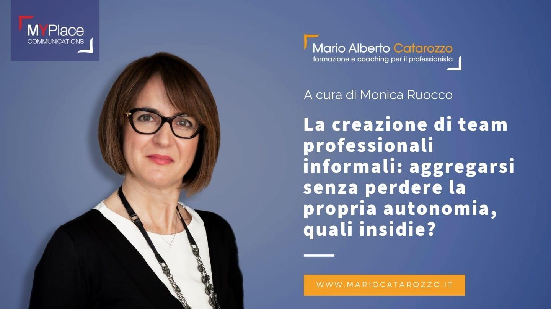 La creazione di team professionali informali
